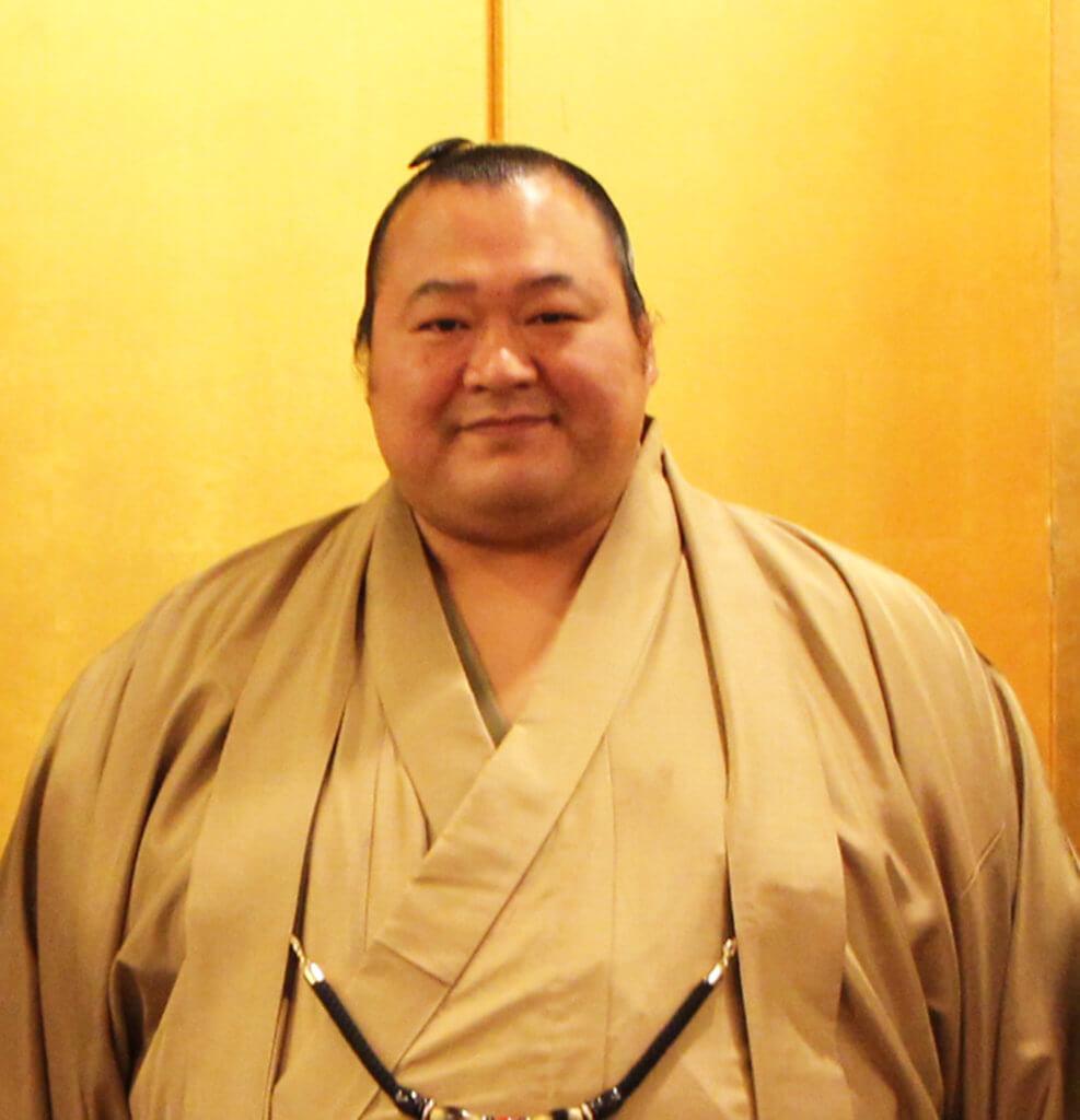 豊ノ島大樹 時津風部屋所属 大相撲力士のイメージ
