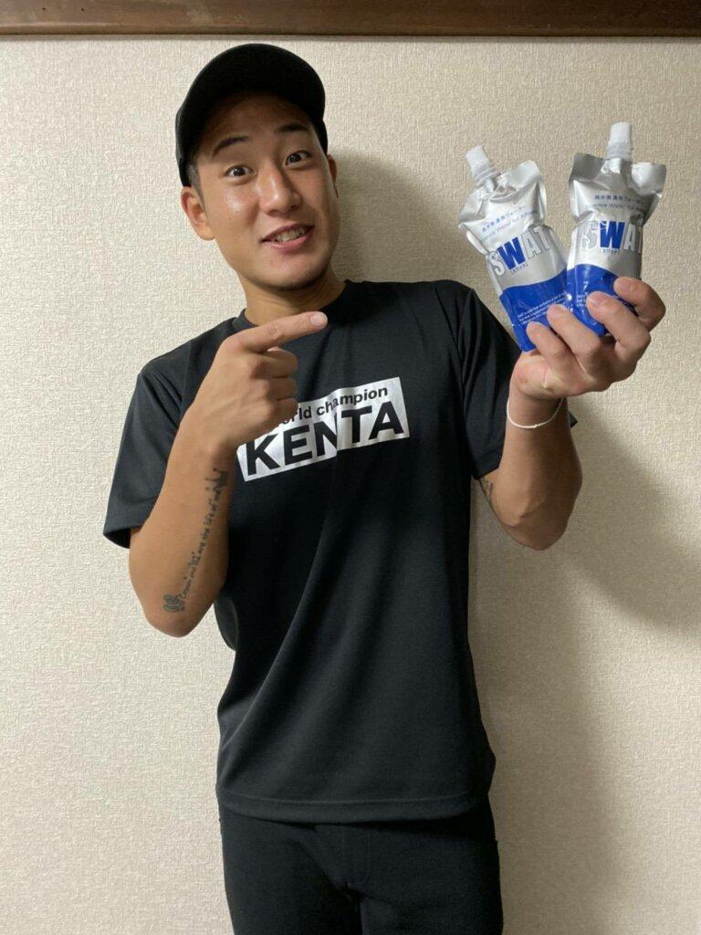林健太選手 FLYSKY GYM所属 キックボクサーのイメージ