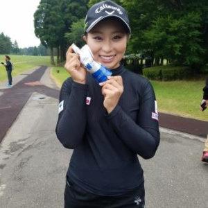 SWATサポーター 竹内美雪プロトーナメント17位タイのイメージ
