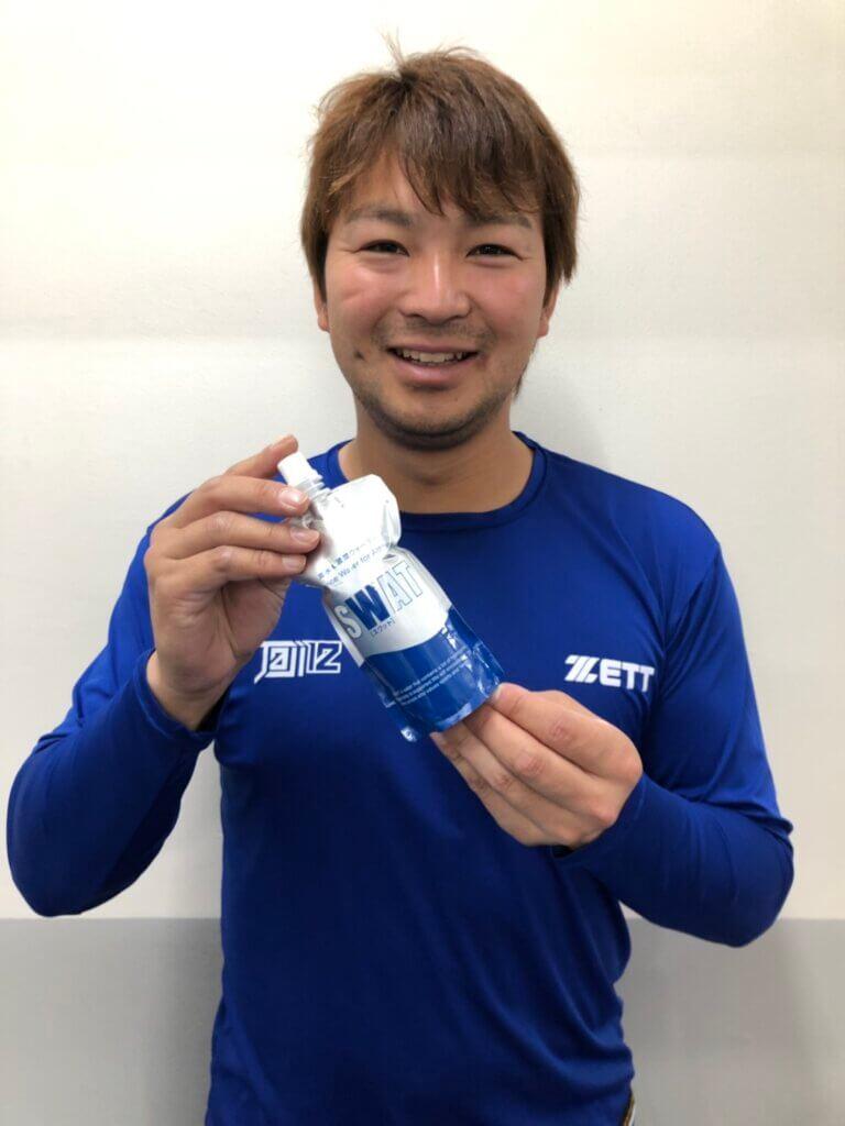 田島慎二選手 中日ドラゴンズ所属 投手のイメージ
