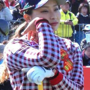 竹内美雪プロ 今年初のトーナメントは43位タイのイメージ