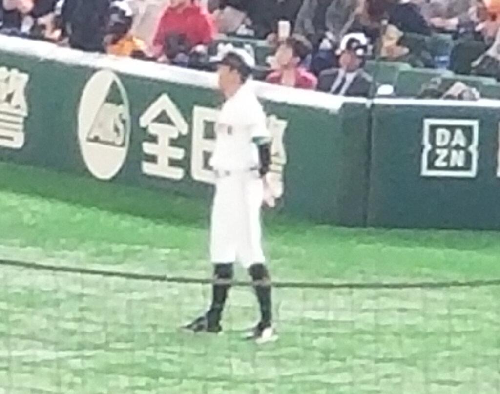 鈴木尚広アドバイザーの試合を観てきましたのイメージ