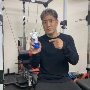 セラフィスワットサポーター K-1林健太選手よりのイメージ