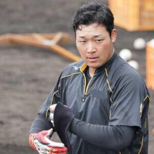 セラフィスワットサポーター新加入 阪神タイガース大山悠輔選手のイメージ
